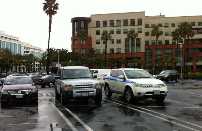 Милиция в Лос-Анджелесе (4 фото)