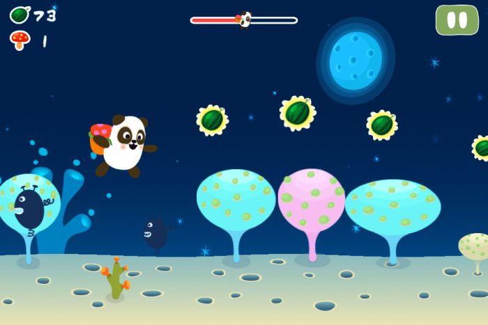 Panda Sweet Tooth или история о приключениях Панды-Сладкоежки :)