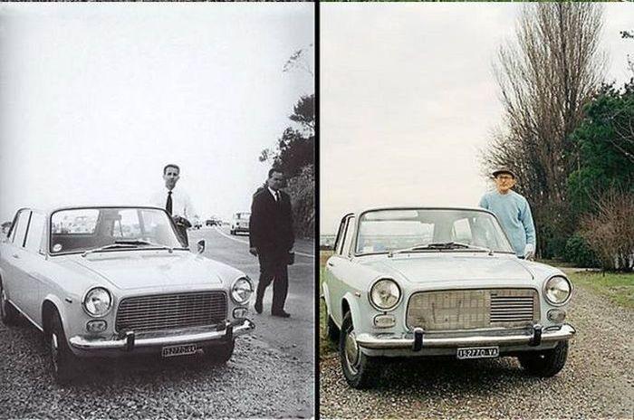 Автомобиль, как часть жизни (9 фото)