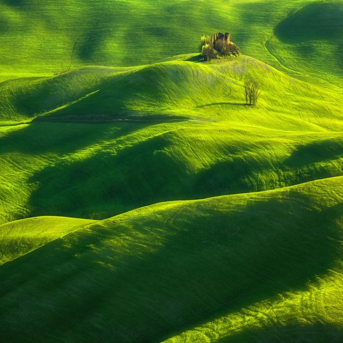 Шикарные пейзажи (42 фото)