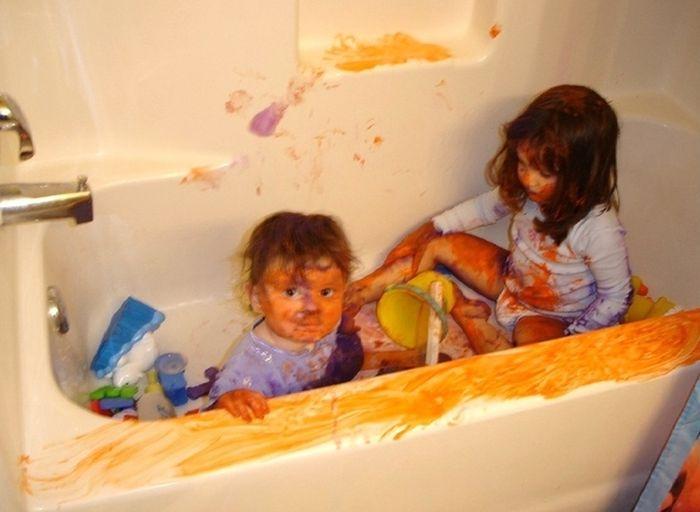 Детские шалости. Часть 2 (49 фото)