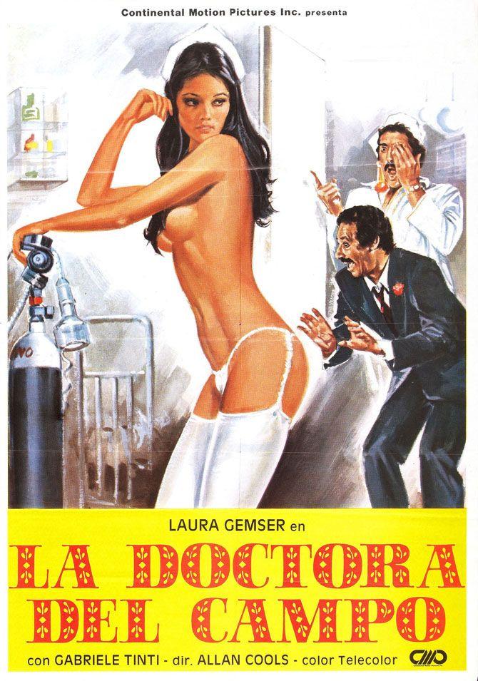 Ретро-постеры фильмов для взрослых (39 фото)
