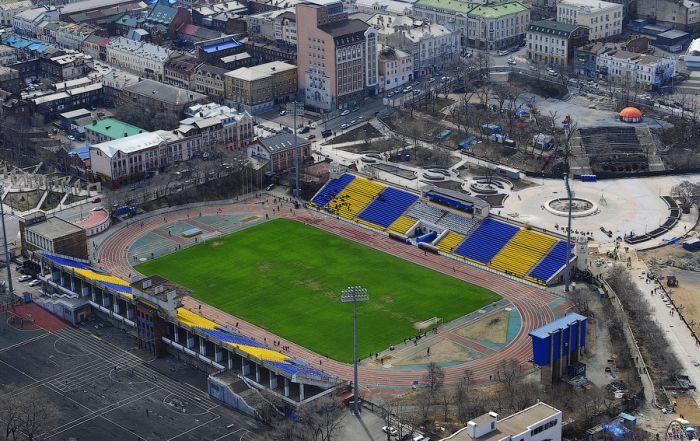 Владивосток с высоты птичьего полета (80 фото)