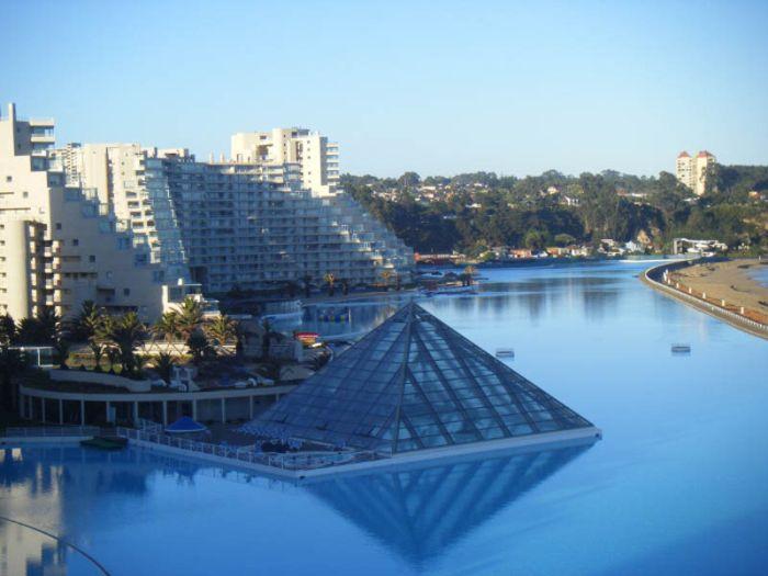 Самый большой бассейн в мире (21 фото)