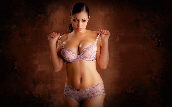 Красивые девушки (55 фото)