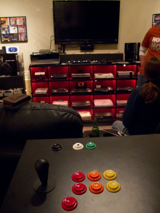 Комната настоящего геймера (17 фото)