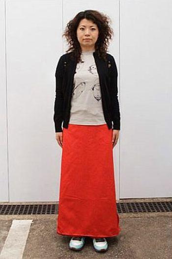 Юбка для японской девушки - это не просто юбка... (9 фото)