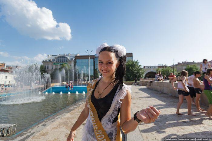 Последний звонок в Харькове (27 фото)