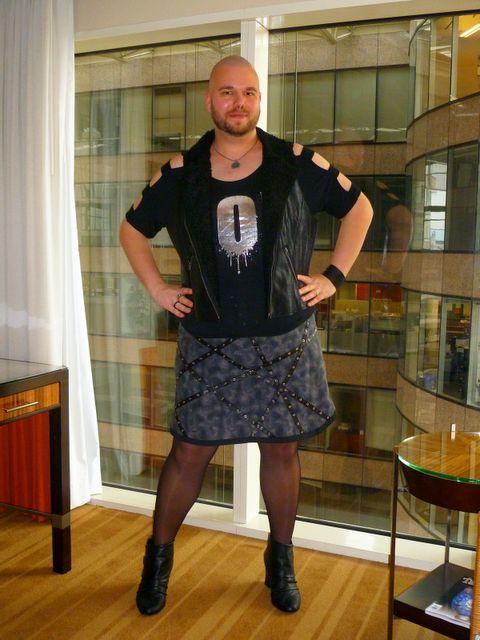 Мужская мода (40 фото)