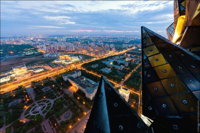 Звезда МГУ (26 фото)