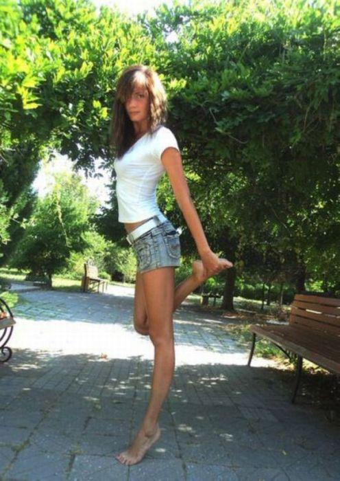 【画像】ロシアの今時の女子高生