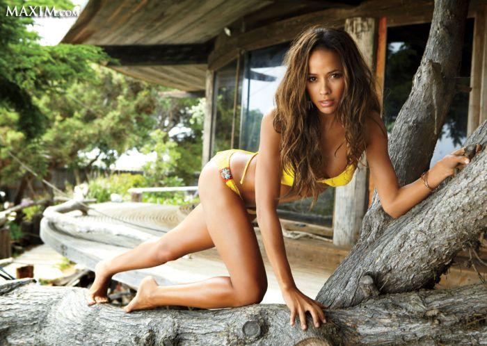 Фото девушки с журнала максим 6 фотография