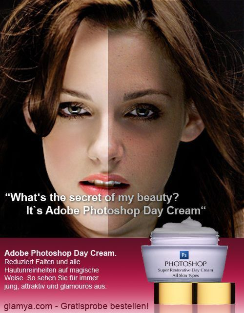 До и после Фотошопа (29 фото)