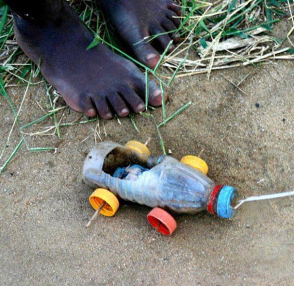 Игрушки детей из Африки