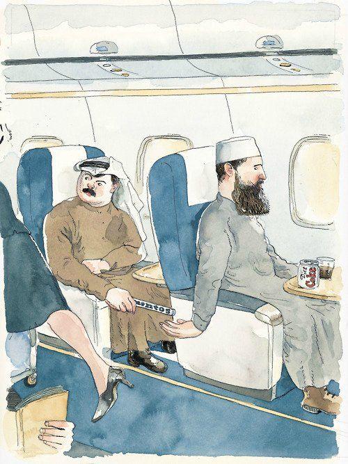 Смешные карикатуры (33 картинки)