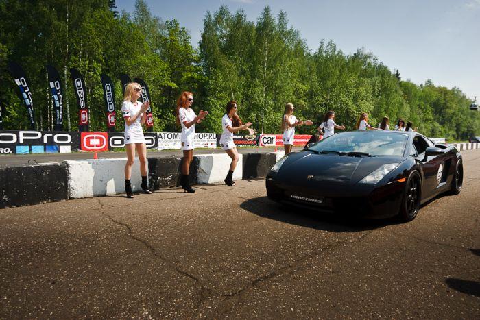 Гонки Moscow Unlim 500+ (83 фото)