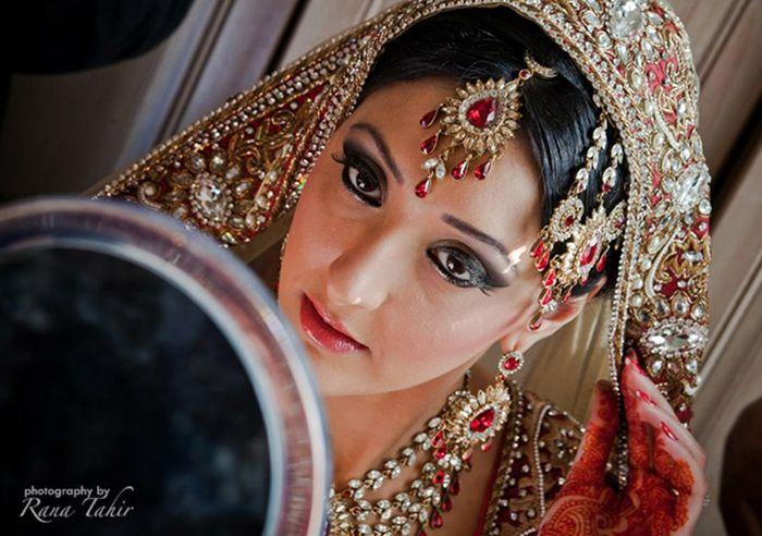 Индийские невесты (26 фото)