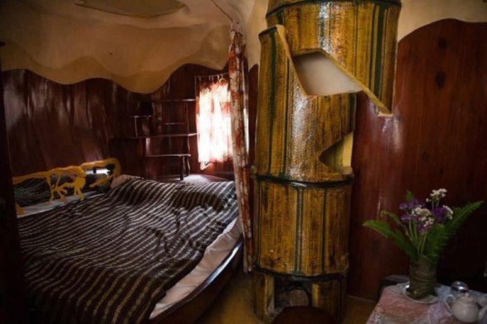 Странная гостиница во Вьетнаме (24 фото)