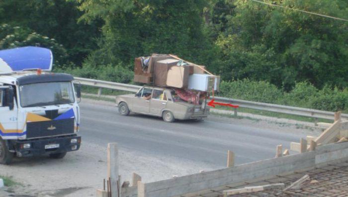 Перевозка по-пацански (4 фото)