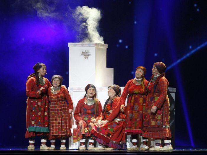 Бурановские Бабушки. Отзывы иностранцев (1 фото + текст)