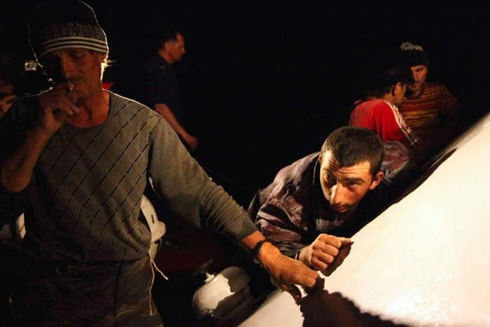 Пограничники на Каспии (53 фото)