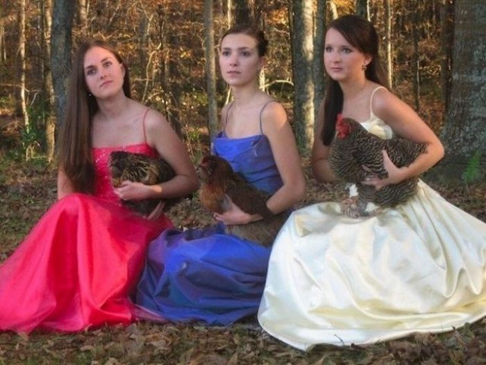 Выпускные платье зарубежной молодежи (66 фото)