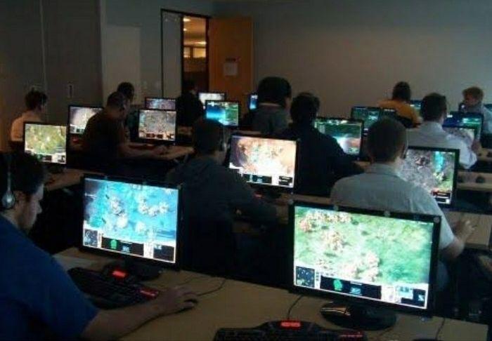 Офис Blizzard (36 фото)