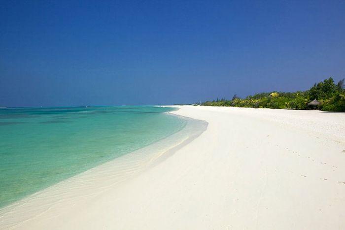Курорт на Мальдивских островах (21 фото)
