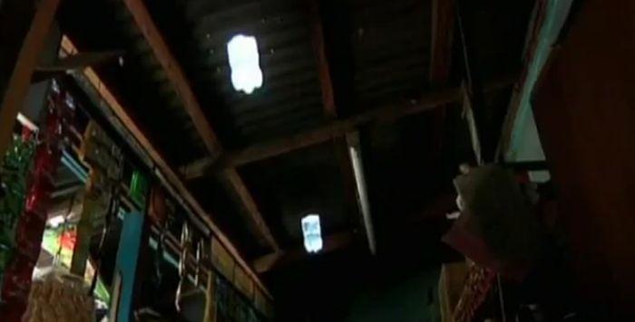 Лампа для филиппинских бедняков (9 фото)