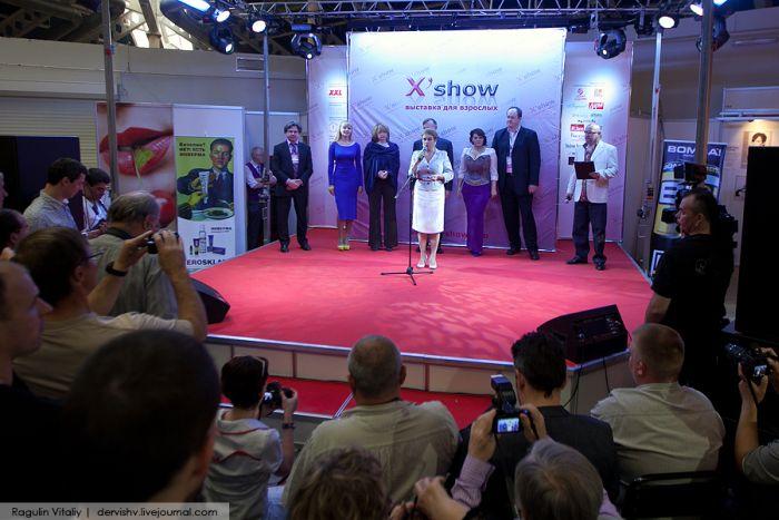 X'show в Москве (37 фото)