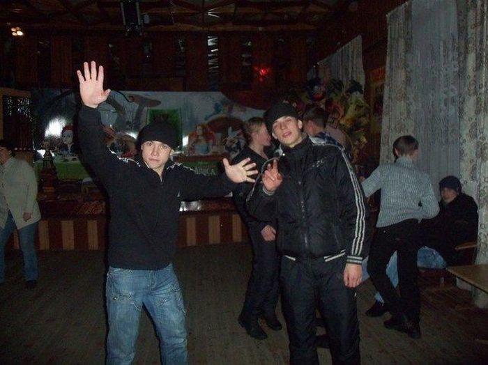 Гопник-дэнс (17 фото)