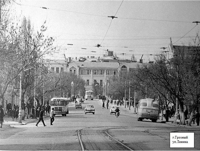 Старинный город Грозный (51 фото)