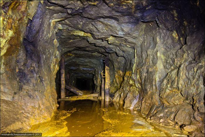 Рудники Урала (39 фото)
