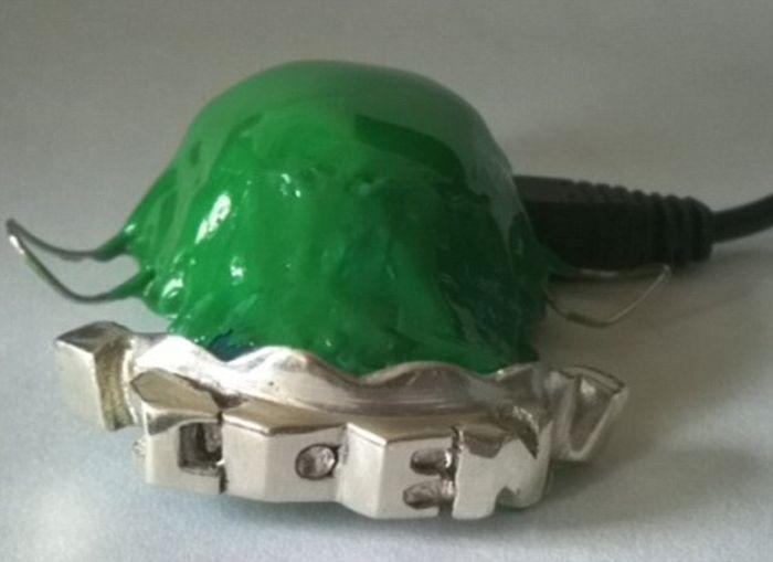 Зубное радио (4 фото)