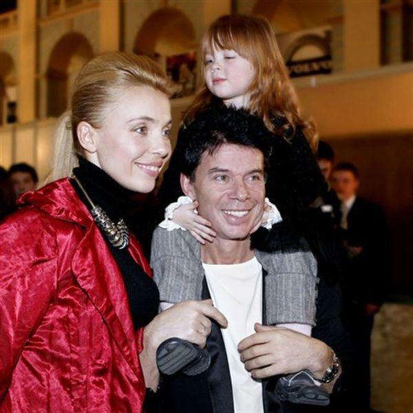 Знаменитые родители и их дети (44 фото)