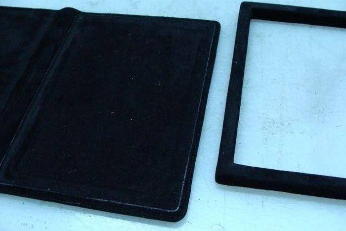 Tablet Bilgisayar Kılıfı Yapımı(Resimli)