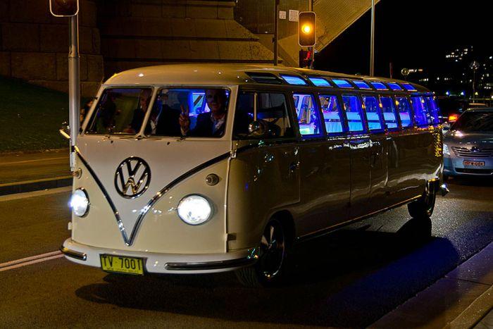 Фестиваль света в Сиднее (34 фото)