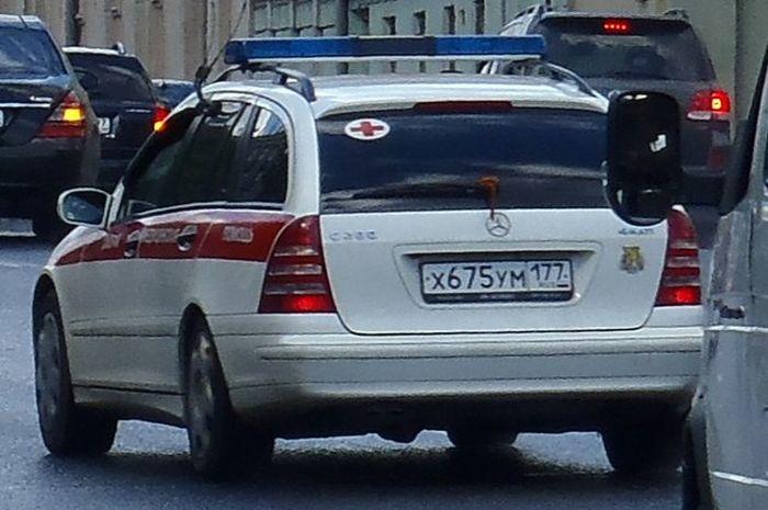 Облава на автомобили с мигалками (52 фото)