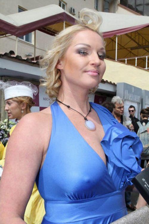 Анастасия Волочкова постарела и располнела (5 фото)