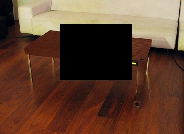 Самый ужасный стол (3 фото)