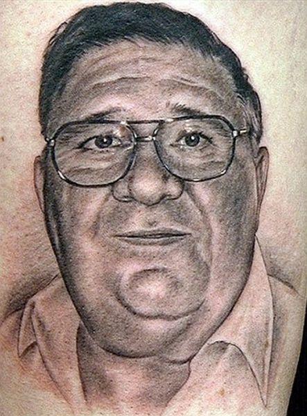Ужасные татуировки 38 фото