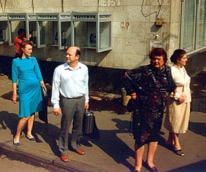 Советский Союз. 1989 год (36 фото)