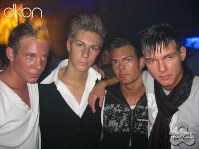 Клубные тусовщики из Дании (27 фото)