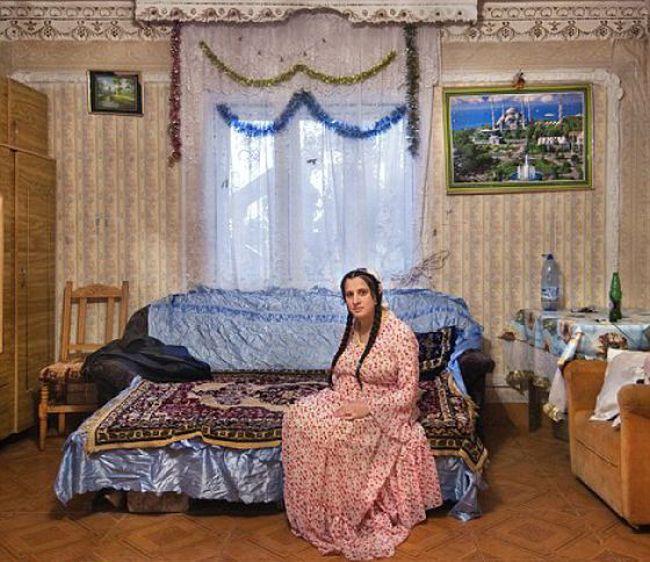 этой домашнее фото костромских цыган сучку