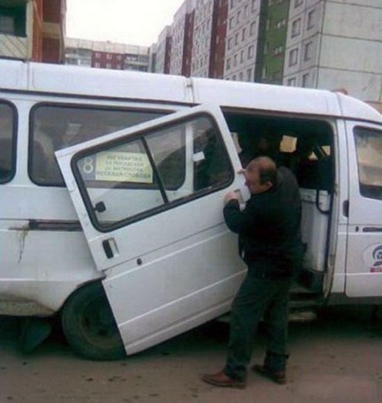 Приколы из маршрутных такси (30 фото)