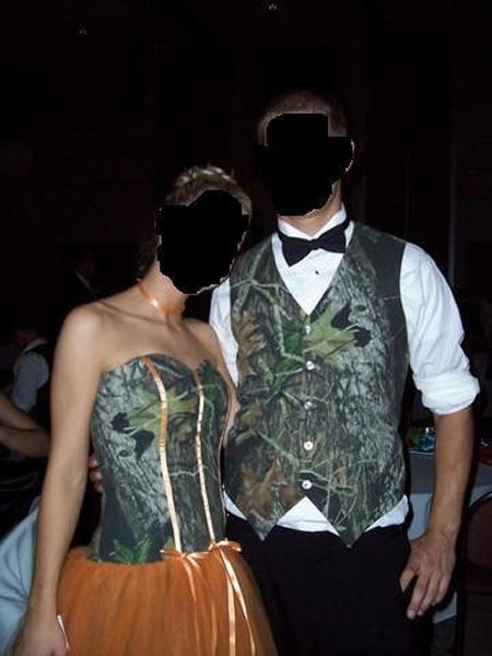 Смешные выпускные наряды зарубежных школьников (64 фото)
