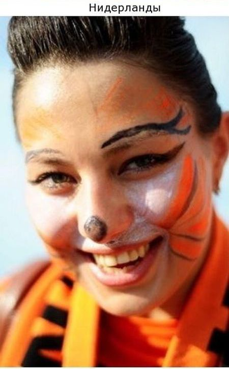 Болельщицы Евро-2012 из разных стран (15 фото)