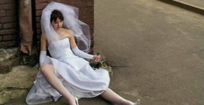 Голые на свадьбе видео