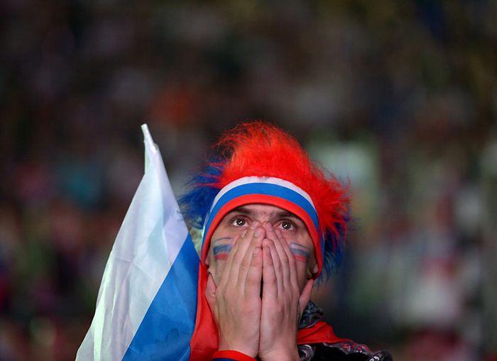 Те, кого подвела сборная России (36 фото)
