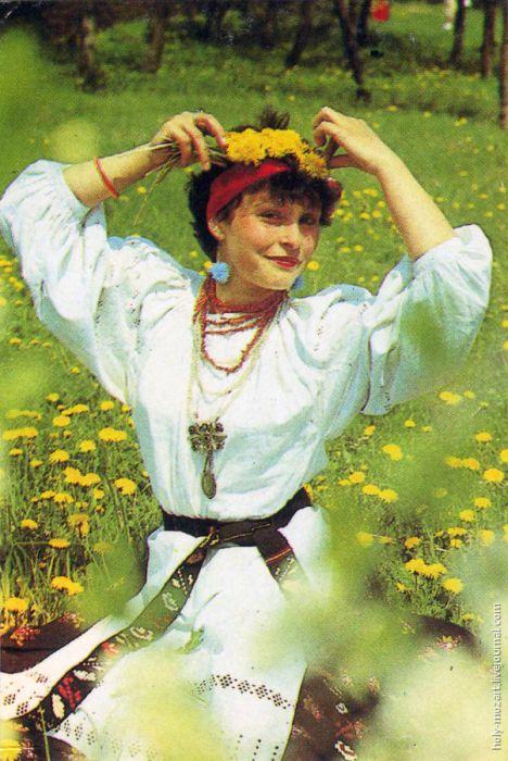 Девушки с советских календариков (26 фото)